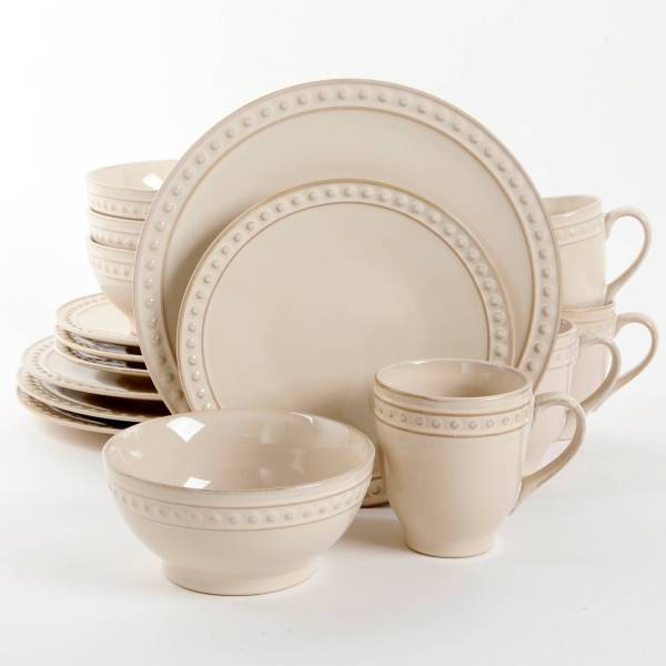 Christmas Stoneware Dinnerware Sets & 136 Winter Table Temptations