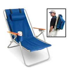 Perfect Beach Chairs Optic Dx Seat Gaming Chair Rio Wearever Steel Hi Back Backpack Walmart Com