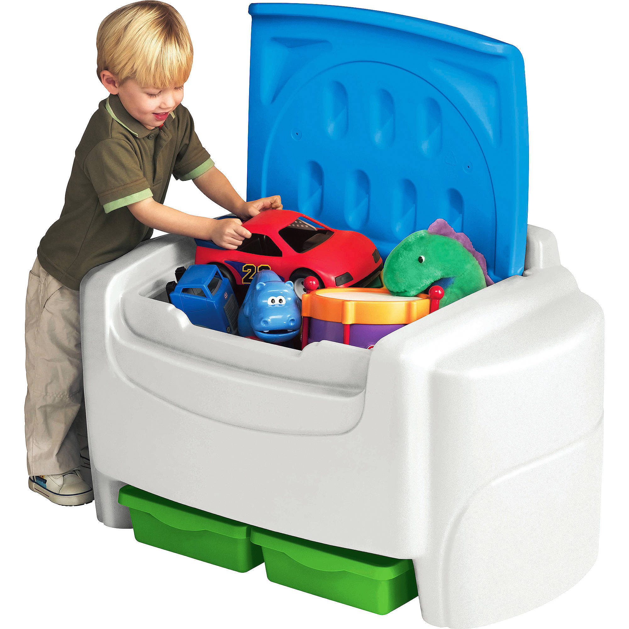 Little Tikes Sort N Store Toy Chest Walmart