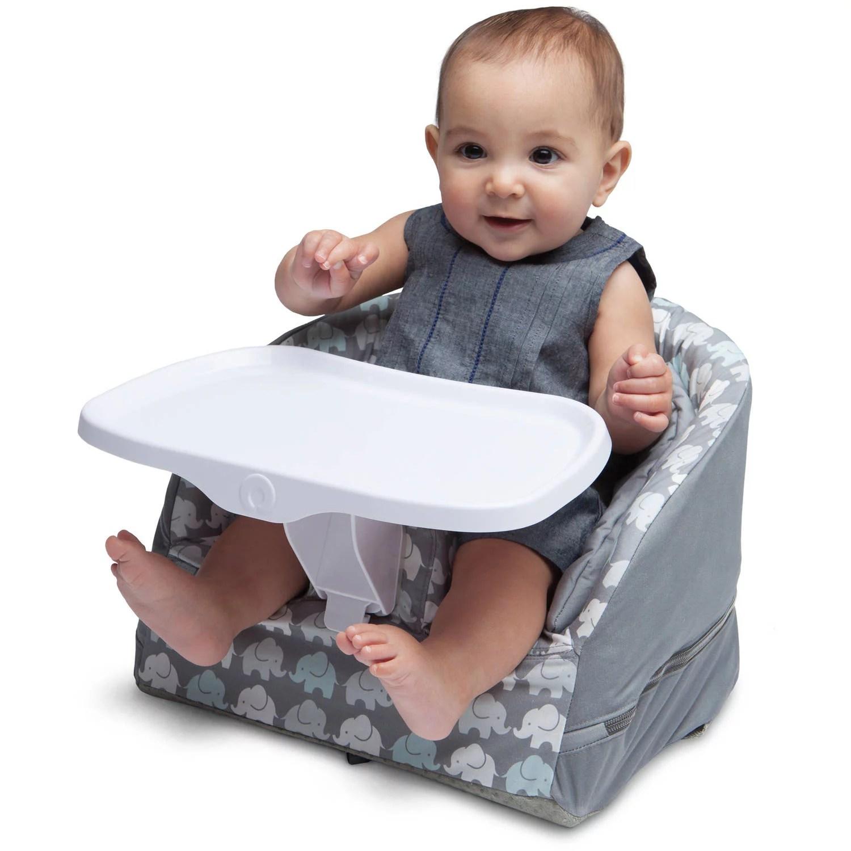 Boppy Baby Chair Elephant Walk Gray  Walmartcom
