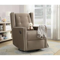 Dorel Rocking Chair Wheelchair Zumba Living Baby Relax Mikayla Upholstered Swivel Gliding Recliner