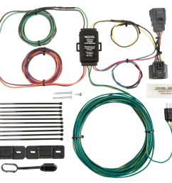 hopkins towing solution 56205 plug in simple vehicle to trailer wiring harness walmart com [ 1500 x 1134 Pixel ]