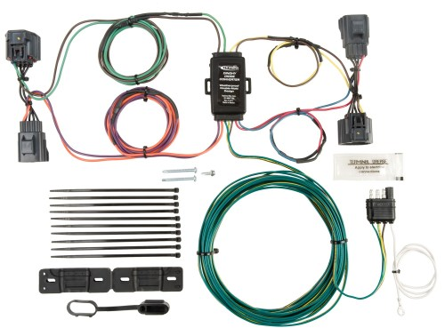 small resolution of hopkins towing solution 56205 plug in simple vehicle to trailer wiring harness walmart com