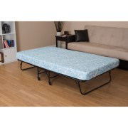 Dorel Home Folding Guest Bed With 5 Mattress Twin Image 4