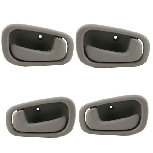 small resolution of for 98 02 chevrolet prizm toyota corolla gray interior inner door handle 4pcs full set 98 99 00 01 02 dh44 walmart com