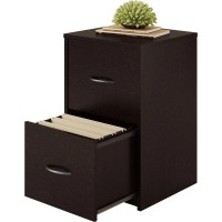 Ameriwood Home Core 2 Drawer File Cabinet, Multiple Colors ...