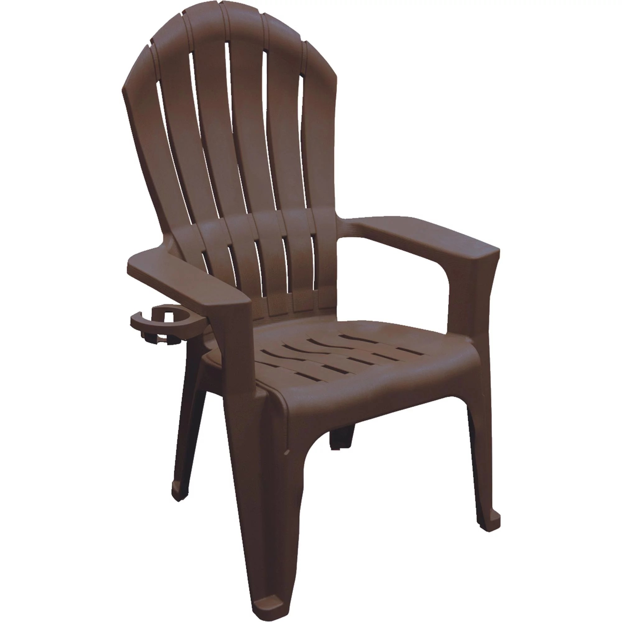 Adams Resin Adirondack Chairs Adams Big Easy Adirondack Chair Walmart