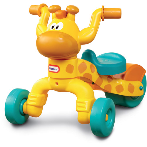 Little Tikes Go And Grow Lil Rollin Giraffe Ride On