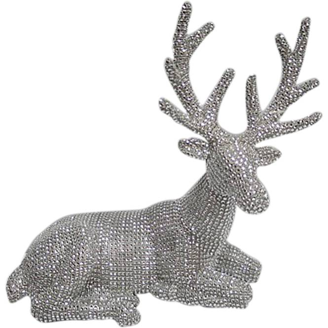 1 Gold Antler Wall Gallery