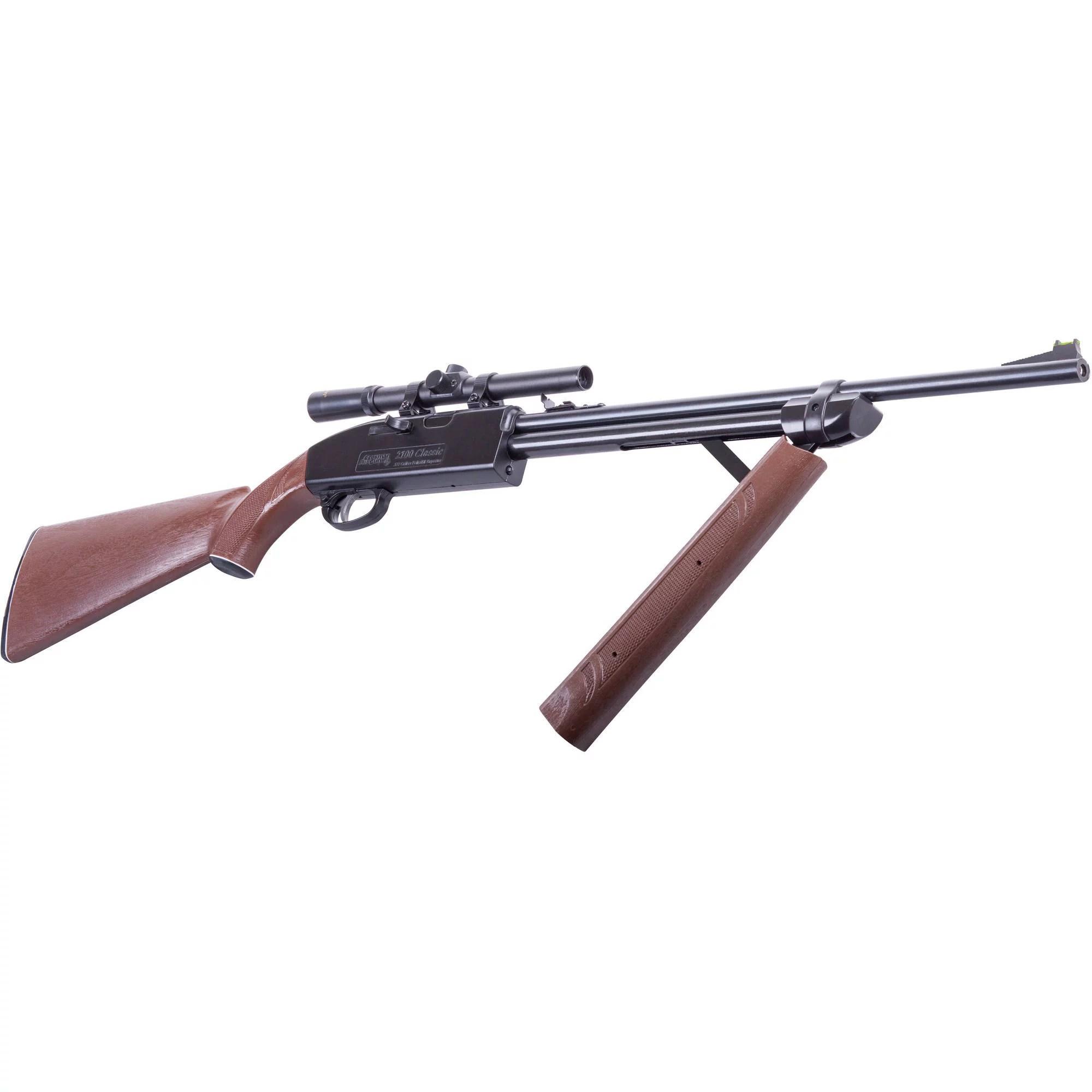 hight resolution of crosman 2100 classic variable pump 177cal air rifle with scope 2100x walmart com