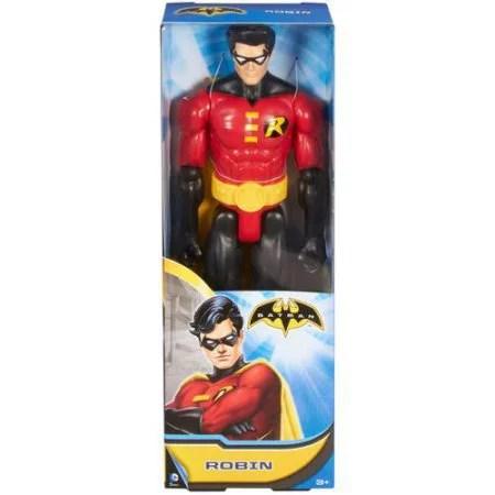 Dc 12 Robin Action Figure Walmart Com Walmart Com