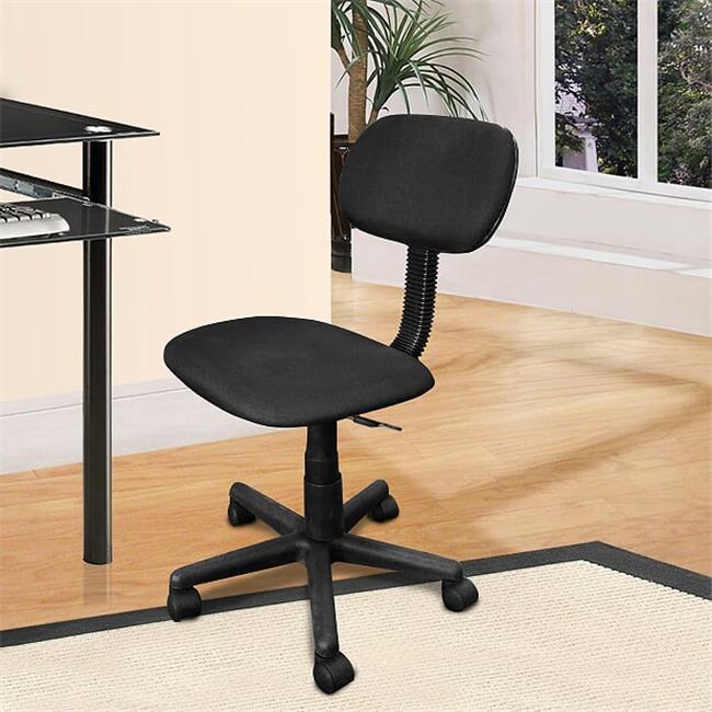 Living Essentials COFBK0886 Junior Office Chair  Black