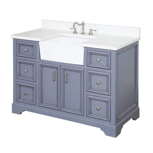 Kitchen Bath Collection Zelda 48 Single Bathroom Vanity