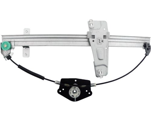 small resolution of ac delco 11r93 window regulator for jeep grand cherokee without motor power walmart com