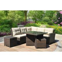 Outdoor Sectional Patio Furniture Sets