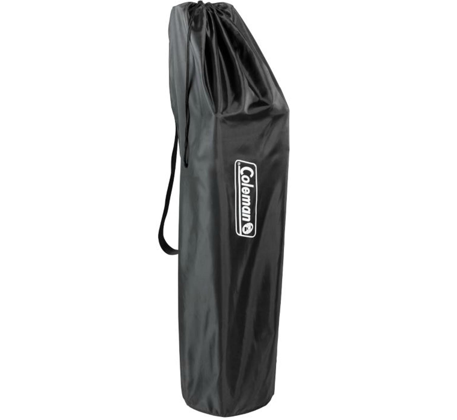 Coleman Comfortsmart Chair New Coleman Comfortsmart Suspension Camping Chair W Mesh Back Bag Cup Holder