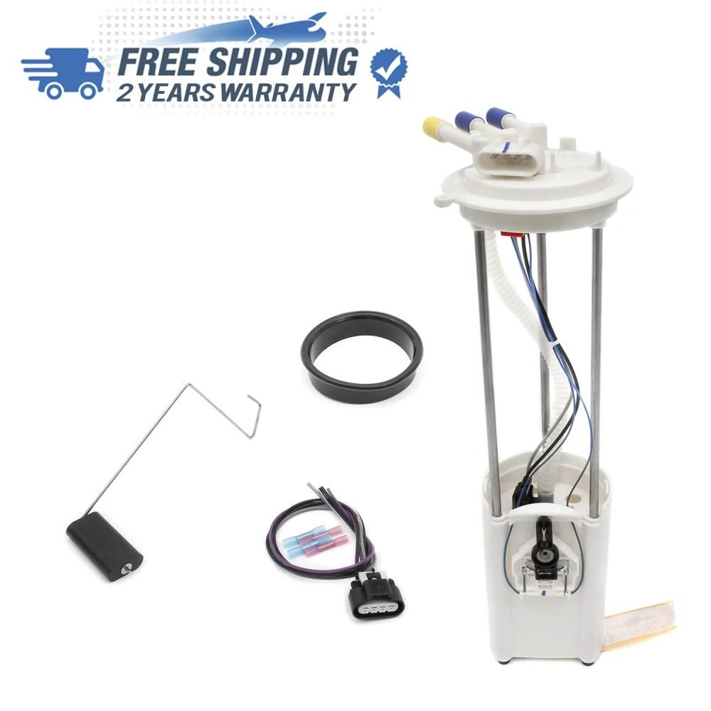 medium resolution of fits 99 03 chevy silverado 01 03 gmc sierra tcu fuel pump sending unit e3501m walmart com
