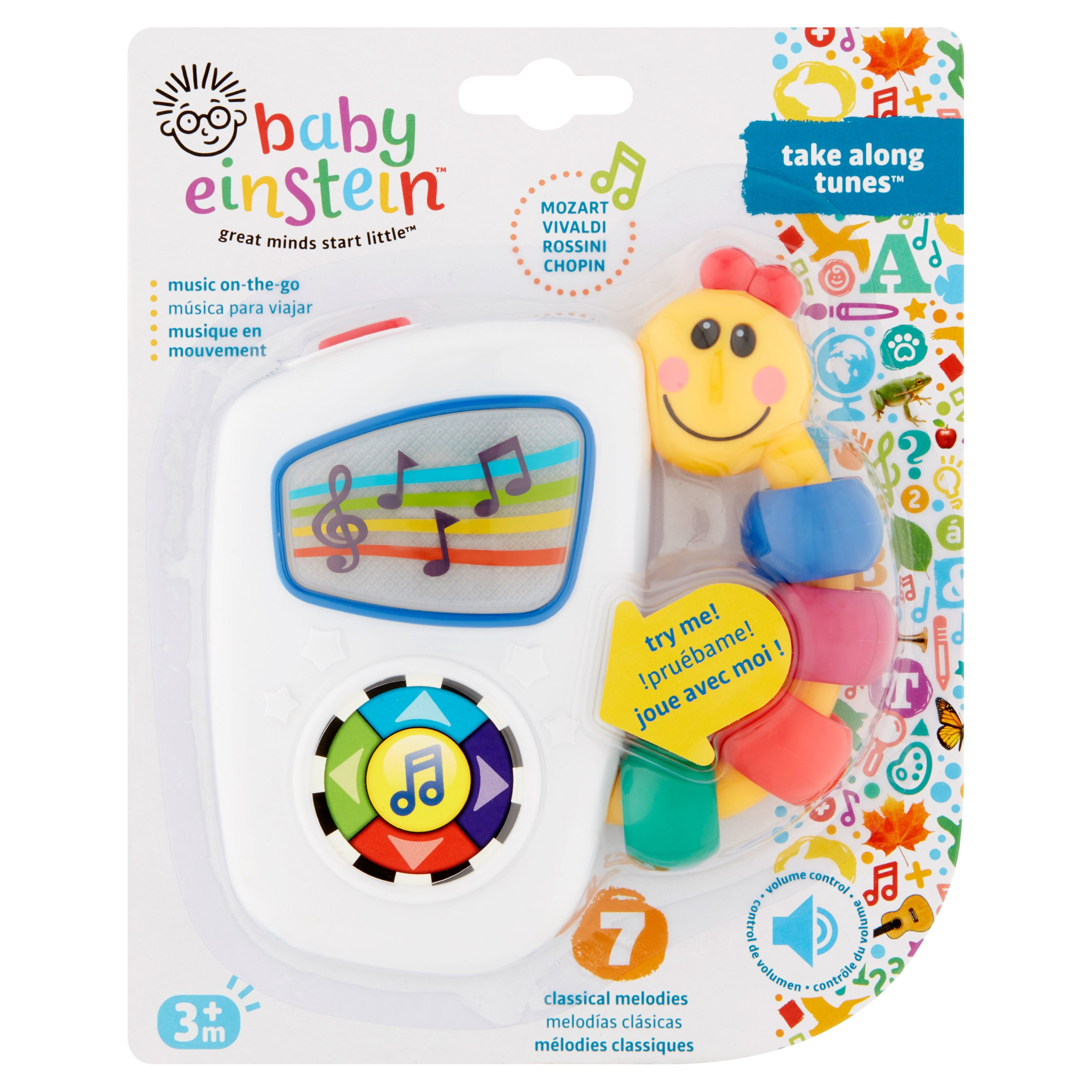 Baby Einstein Take Along Tunes 7 Classical Melodies Music