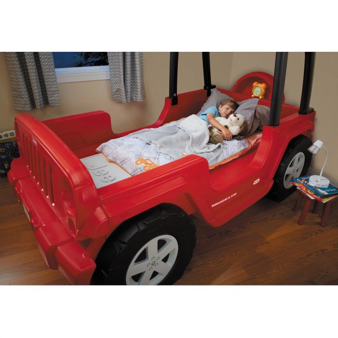 Little Tikes Jeep Wrangler Toddler To Twin Bed Free Garanimals Sheet Set Multiple Colors