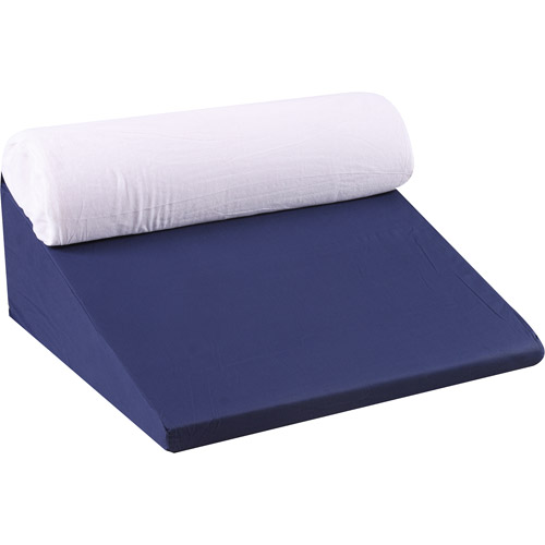 Carpenter Co. Read 'n' Relax Wedge Pillow with Memory Foam