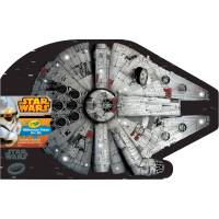 Crayola Star Wars Millenium Falcon Art Case - Walmart.com