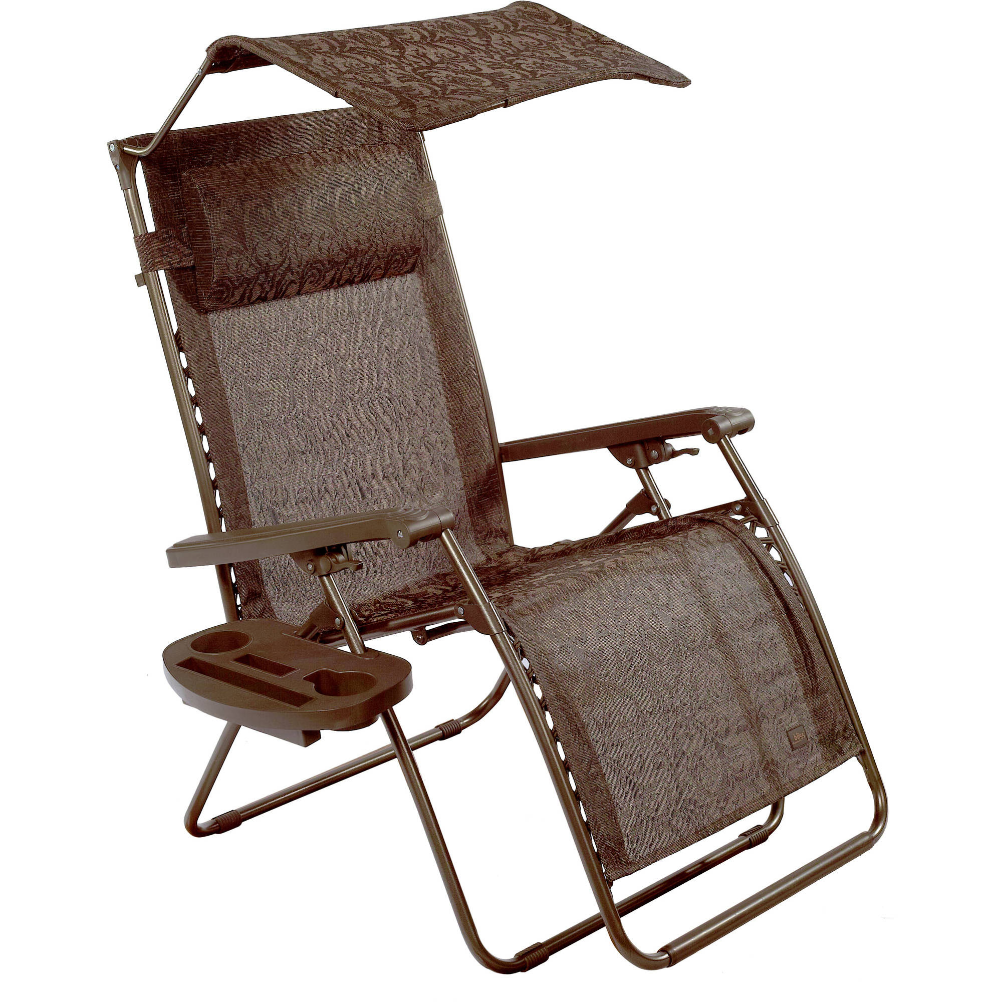 zero gravity patio chair xl zefo swing bliss hammocks deluxe gravity-free recliner - walmart.com
