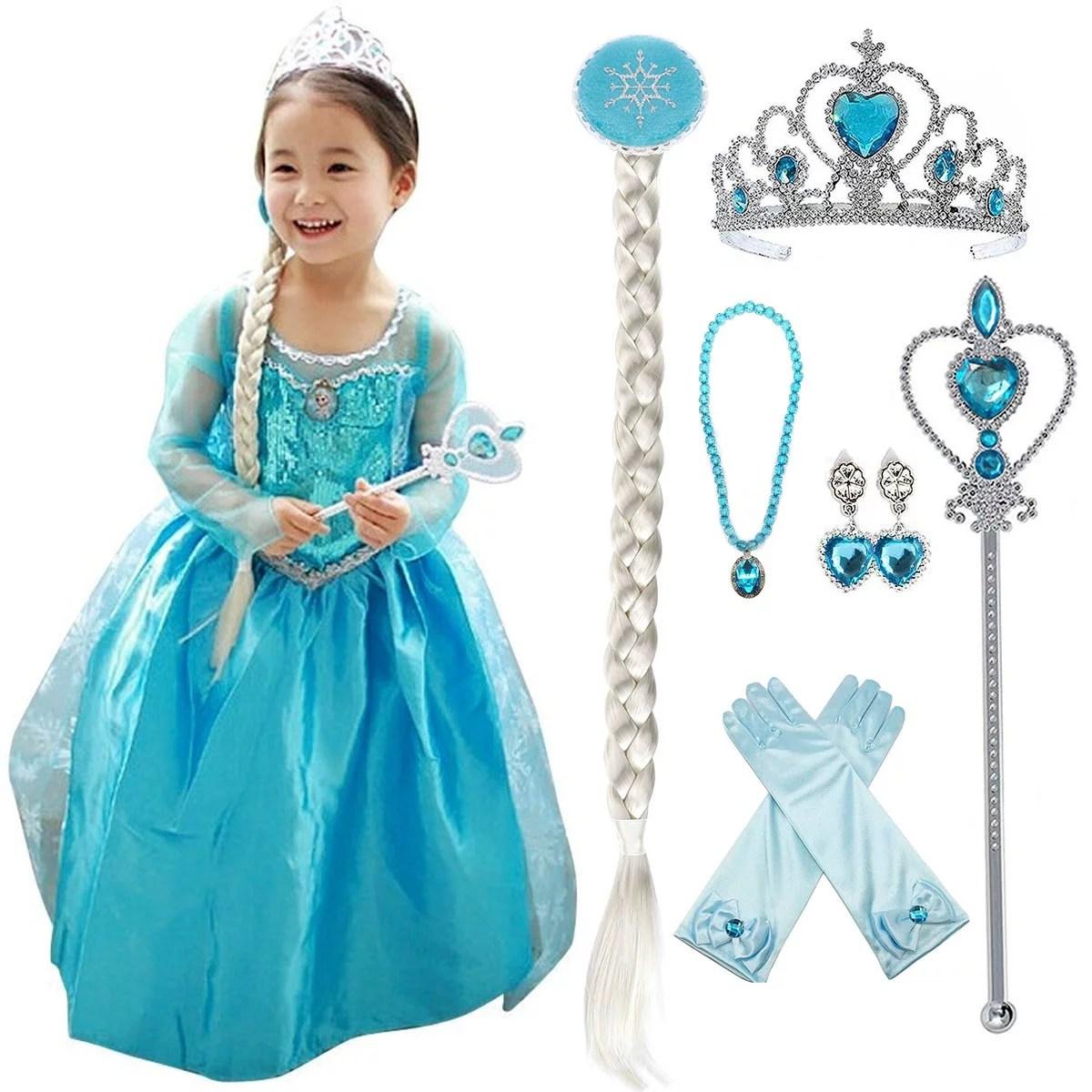 snow queen princess elsa