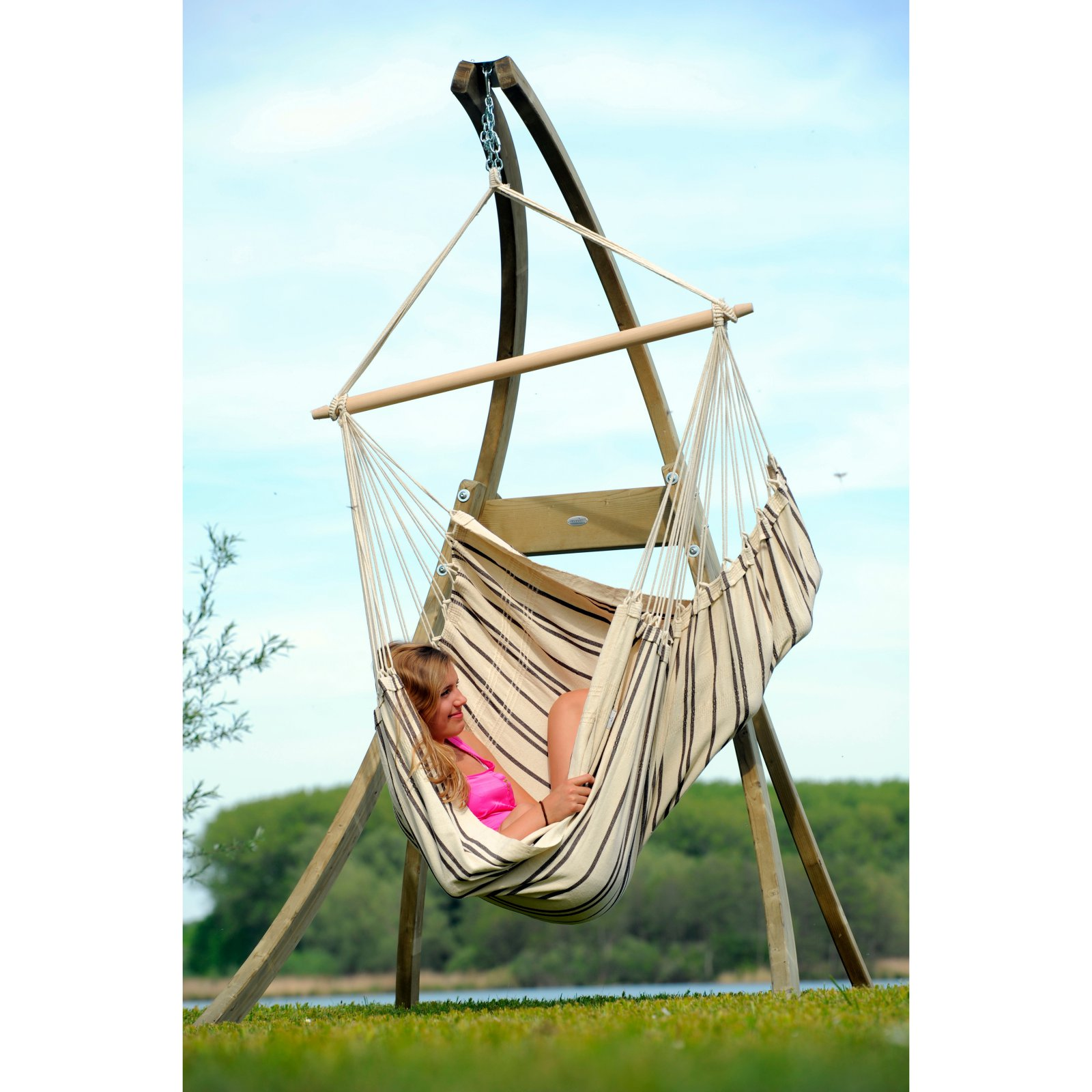 hammock chair with stand tall adirondack plans byer of maine atlas walmart com