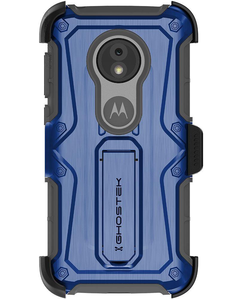 Moto E5 Case Walmart : walmart, Ghostek, Armor, Shockproof, Kickstand, Designed, Motorola, Play/Moto, Cruise, Walmart.com