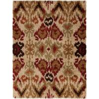 Surya Carpet Inc Abercio Ikat Ivory Rug (2' x 3 ...