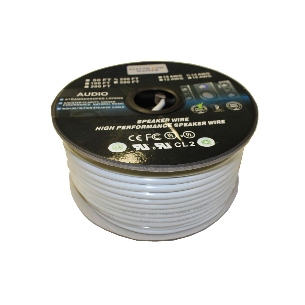 medium resolution of electronic master 250 feet 2 wire speaker cable 12 awg