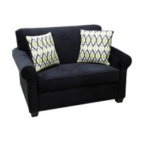 Wildon Home Cuddler Sleeper Arm Chair - Walmart.com
