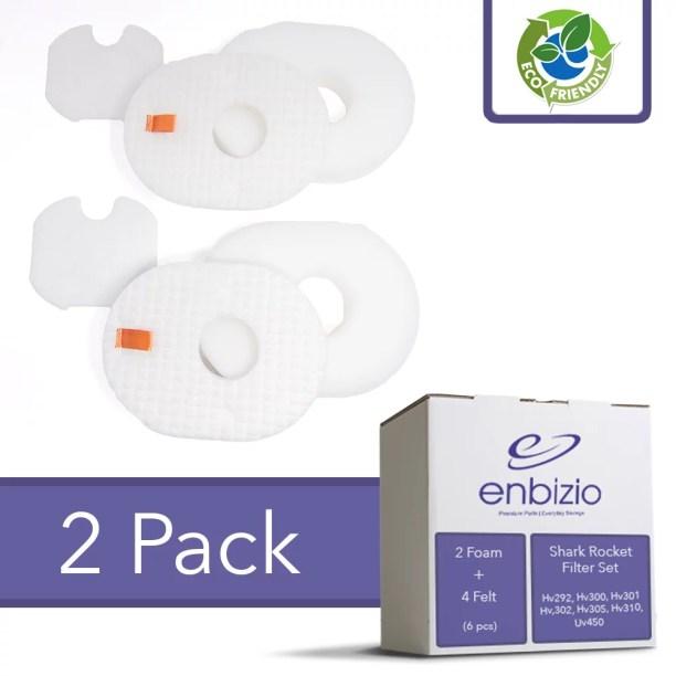Enbizio Vacuum Filter Replacement 2