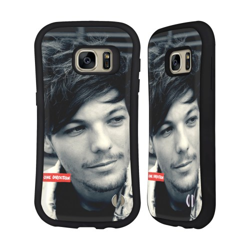 small resolution of official one direction louis photo filter hybrid case for samsung phones walmart com