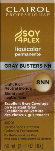 Clairol Soy4plex Hair Color 8nn - Light Rich Neutral ...