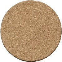 Thirstystone Cork Drink Coasters Set, Natural S-6 ...