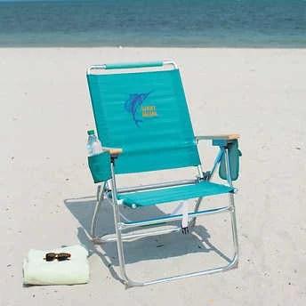hi boy beach chair resin recliner tommy bahama teal walmart com