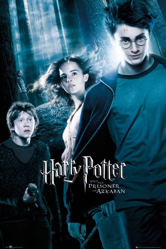harry potter and the prisoner of azkaban movie poster print regular style size 24 x 36