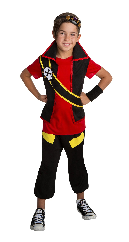 Zak Storm, Super Pirate : storm,, super, pirate, Storm, Super, Pirate, Costume, 30291, Walmart.com