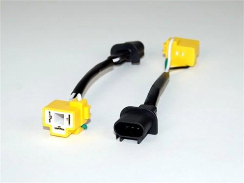 small resolution of kc hilites 6307 headlight jumper wire fits 07 13 wrangler jk walmart com