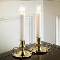 Darice Brass Chamber Candle Lamp - Walmart.com