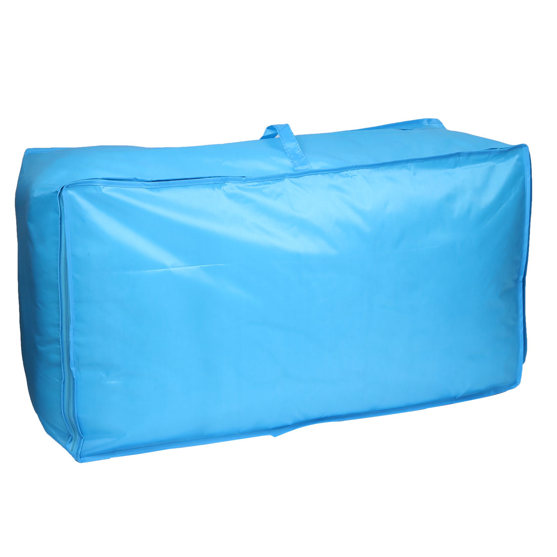Foldable Dustproof Zippered Quilt Blanket Pillow Storage