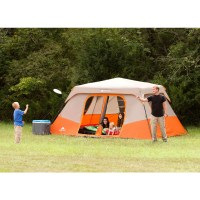 Ozark Trail 8 Person Instant Cabin Tent Outdoor Shelter ...