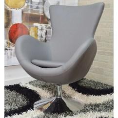 Modern Egg Chair High Back Living Room Eagle Furniture Walmart Com