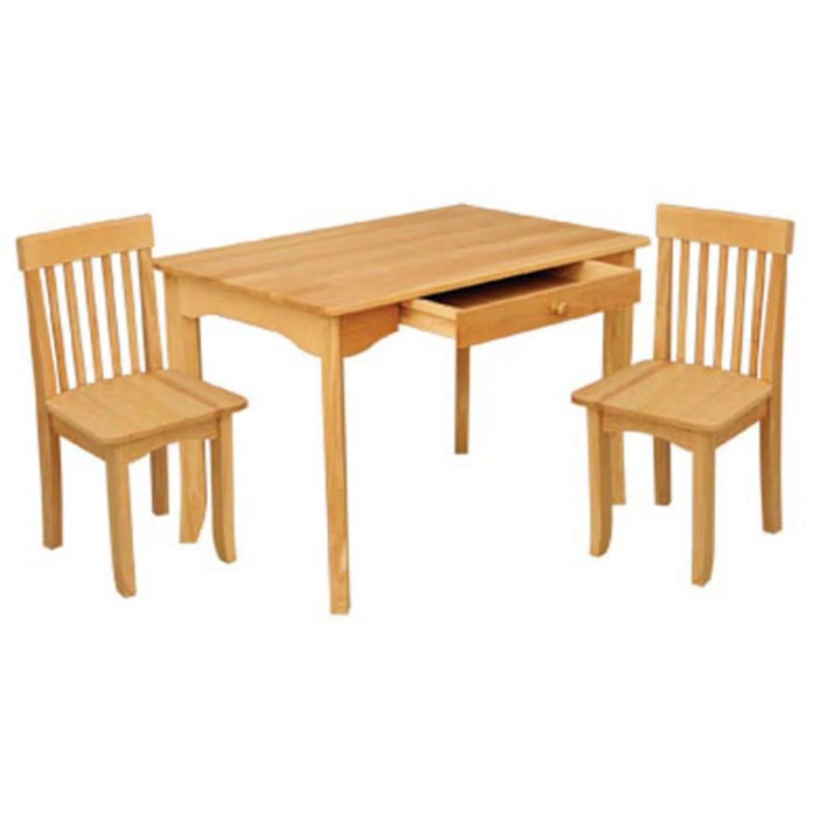 kidkraft avalon chair most comfortable outdoor imaginarium table and 2 set