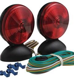 optronics tl22rk magnet mount towing light kit includes 20 wishbone style wiring harness walmart com [ 2000 x 2000 Pixel ]