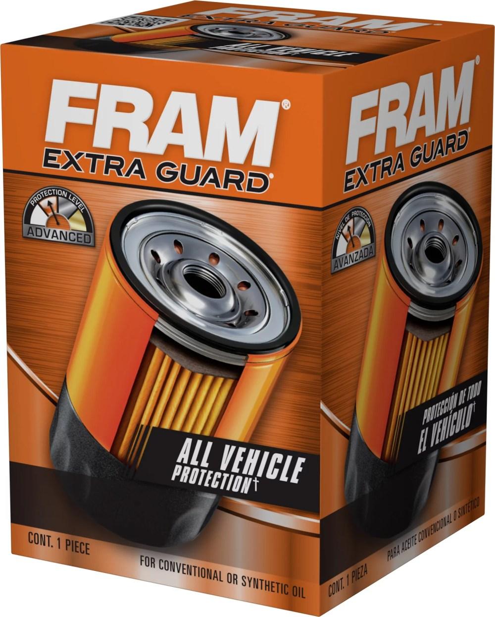 medium resolution of fram extra guard oil filter ph8170