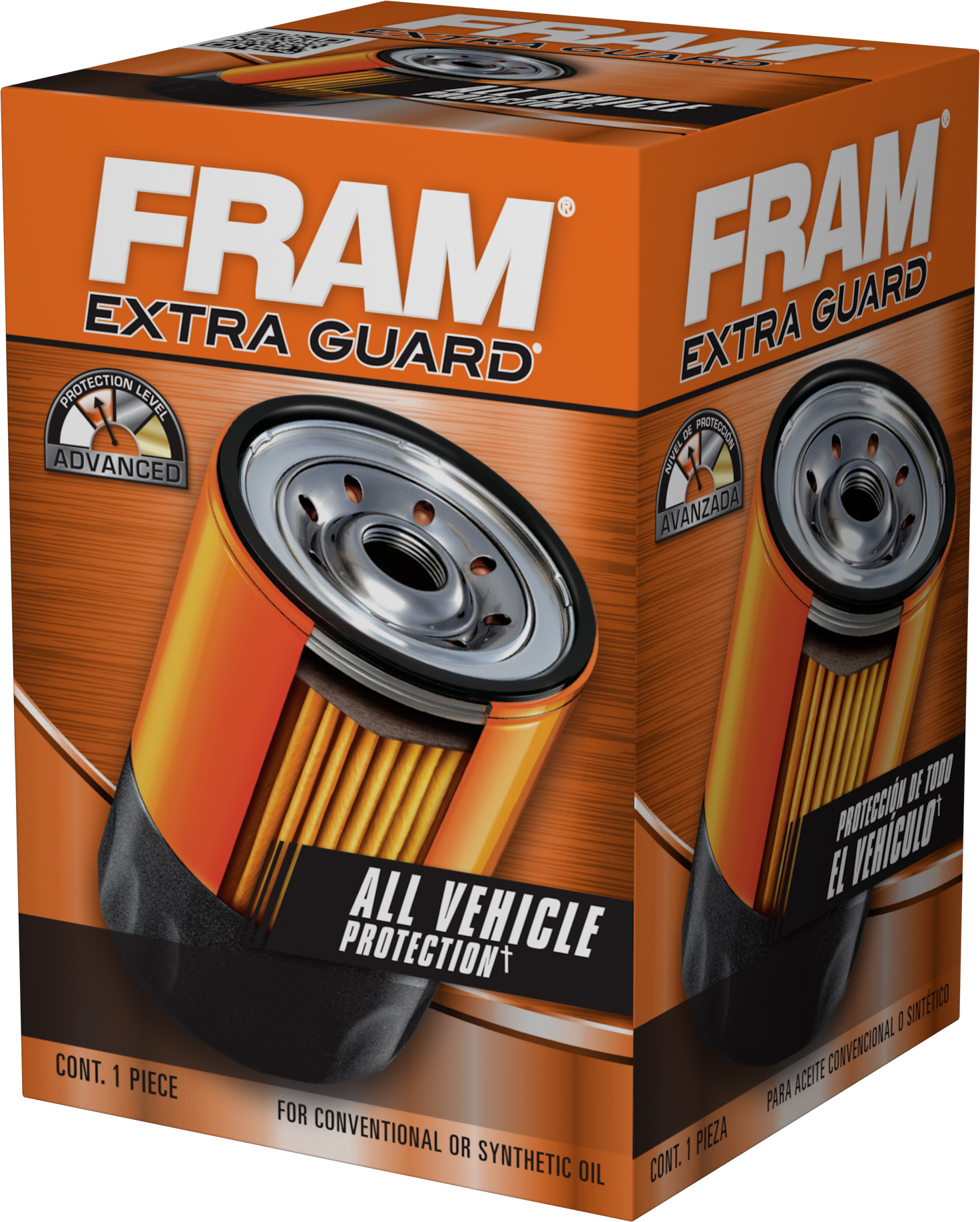 hight resolution of fram extra guard oil filter ph8170