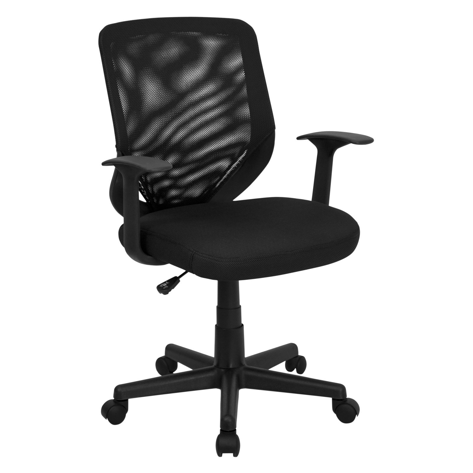 Workpro Commercial Mesh Back Executive Chair Black Flash Furniture Howard Mid Back Office Chair With Mesh Fabric Seat Walmart