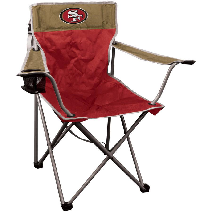 San Francisco 49ers KickOff Chair  Folding Tailgate